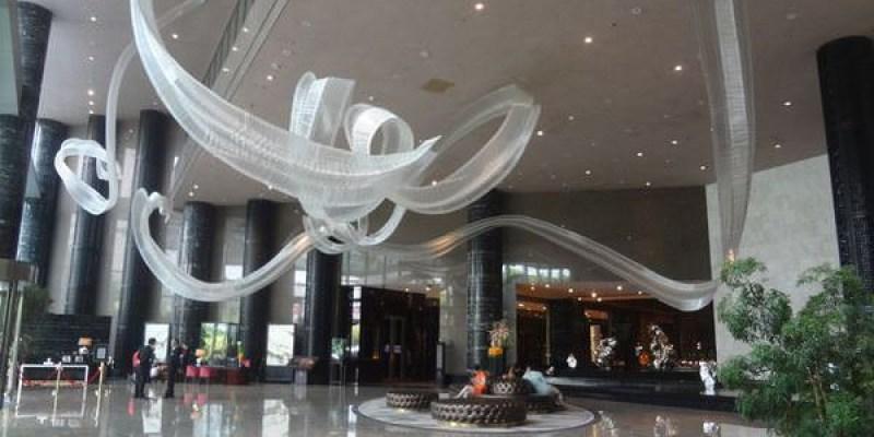 中國 ▌上海。浦西洲際酒店,交通便利的5星級住宿選擇 《Iris專欄》