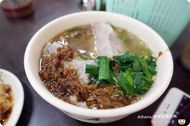 ▌台中 ▌西區模範街:珍品小吃/原大眾味小吃。生意超好 推薦芋頭米粉