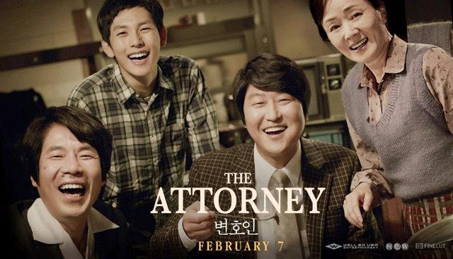 韓國電影 ▌正義辯護人 변호인 韓國青龍電影獎 最佳電影獎/IMDb 7.7分