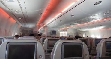杜拜 ▌空中極致享受! 阿聯酋航空A380 商務艙體驗 座位 餐點分享《Iris專欄》