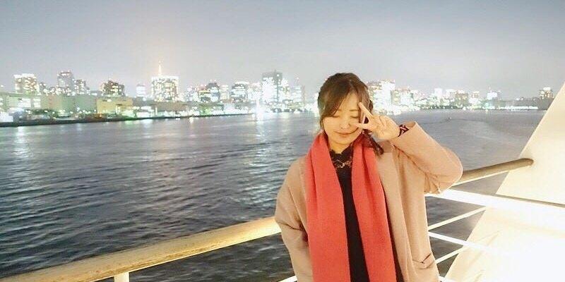 日本 ▌日本東京灣遊輪 Symphony交響樂號 西式套餐 欣賞浪漫的絕美東京夜景 推薦♥