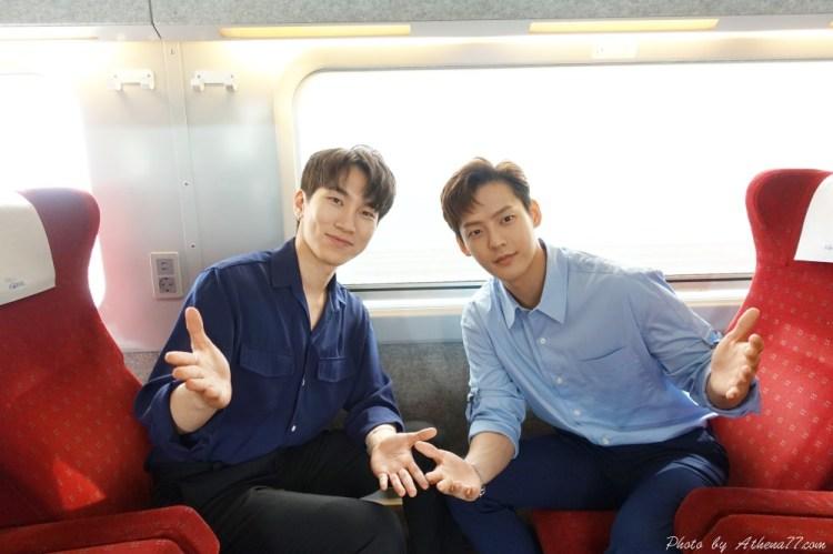 韓國旅行 ▌首爾到光州 商務艙KTX初體驗+跟著BTOB一起出差 #追星的神奇體驗哈哈