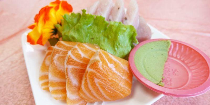 基隆美食 ▌和平島 環港59活海鮮餐廳 美味新鮮的海產們 食尚玩家推薦 阿姨爆親切