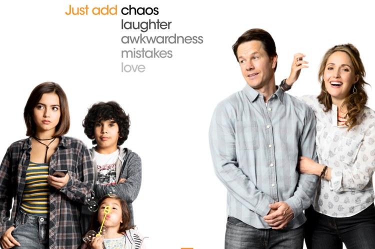 電影推薦 ▌速成家庭 Instant Family 談領養這件事情 感人溫馨家庭電影 IMdb7.6分