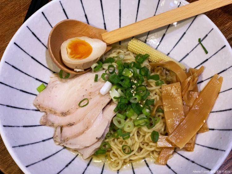 台北食記 ▌象山站平價美食:象子麵 蔥香油雞拌麵 舒肥雞肉軟嫩的令人驚艷