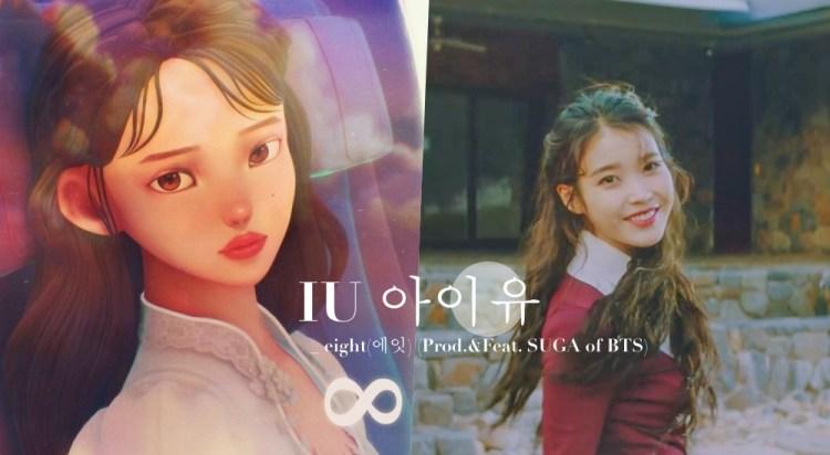 IU(아이유) _ eight(에잇) (Prod.&Feat. SUGA of BTS)