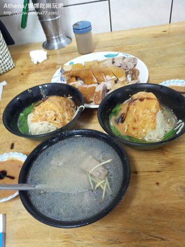 宜蘭食記 ▌宜蘭平民銅板美食 鴨肉送 特製乾麵、下水湯 都還滿好吃的~