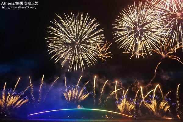 旅遊 ▌台灣。澎湖媒體踩線團(1)。2014澎湖國際海上花火節 ♥ 超美超震撼