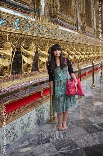 泰國 ▌古蹟巡禮 大皇宮The Grand Palace(推薦)+路過臥佛寺