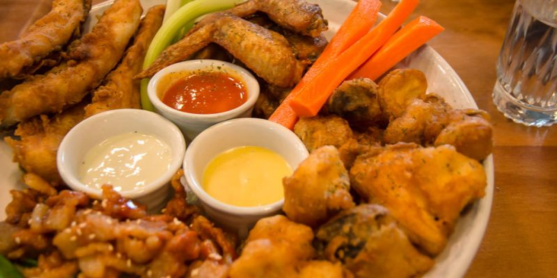 |高雄美食|貳樓餐廳,份量超豐盛的美式料理(高雄店)