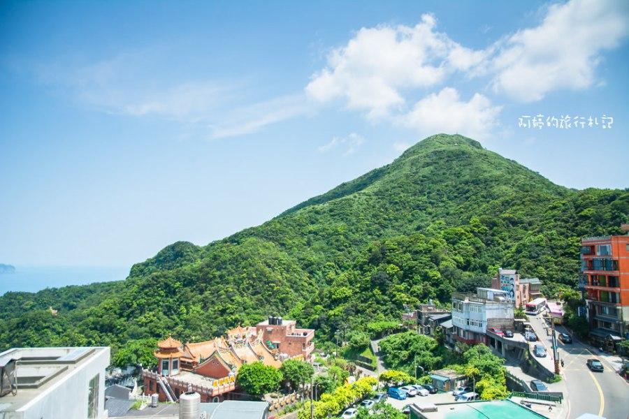 |新北景點|九份一日遊,逛老街吃美食、眺望遠方基隆嶼