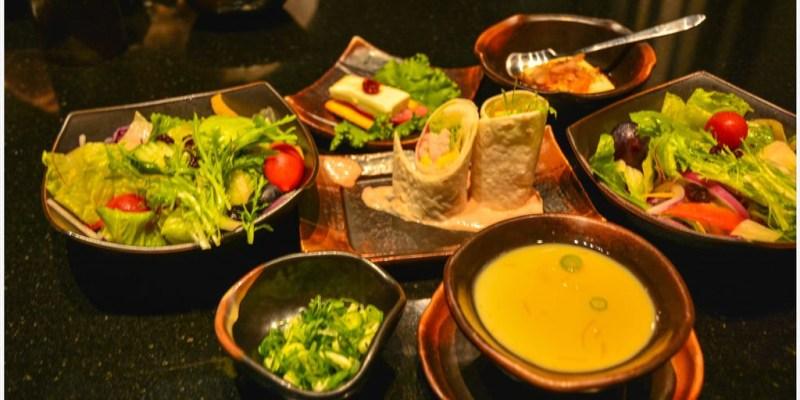  高雄‧鼓山 讓我朝思暮想的燒烤,碳佐麻里日式燒肉*日本料理居酒屋(高美店)