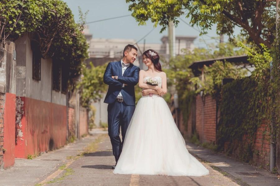  囍‧Wedding 婚紗照側拍幕後花絮,還有完整婚紗照大公開(羞)