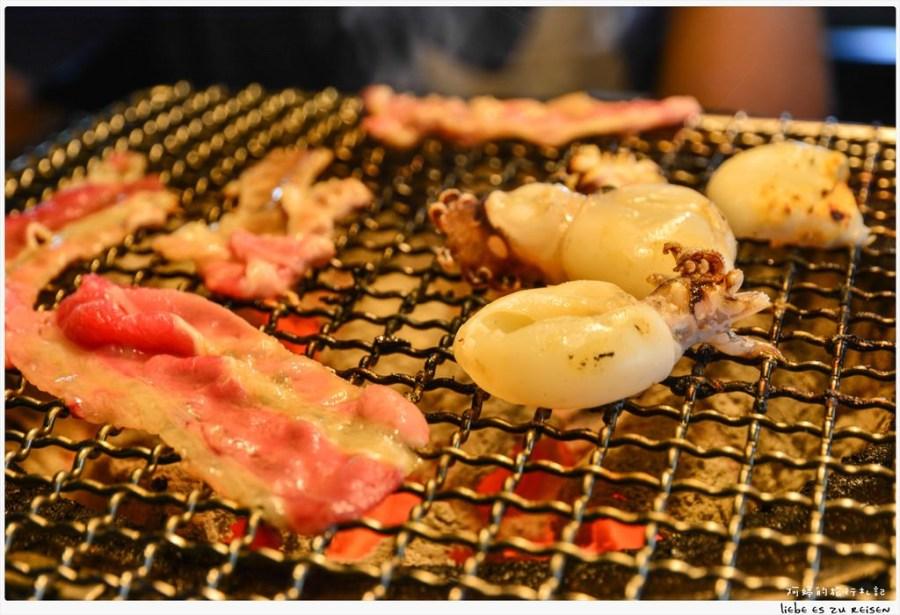 Kaohsiung 高雄‧左營 燒烤初體驗*樂神炭火燒肉