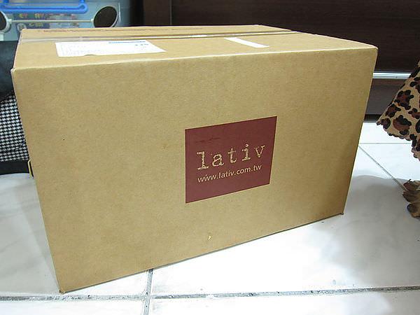 電商lativ紙箱