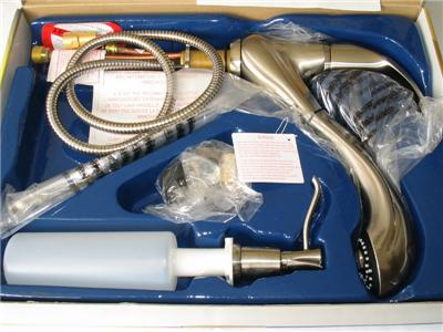 kitchen plans installation manual glacier single handle kitchen faucet