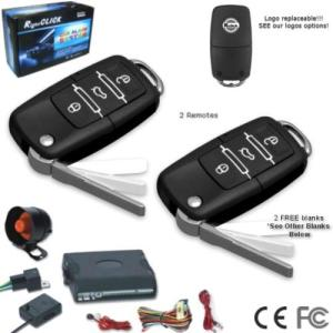 Car Alarm Remote Central Lock Immobiliser AL669WPLUS