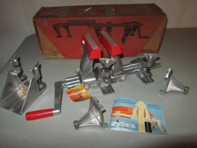 ZYLISS VISE 4X1=1 CLAMP HOBBY WOODWORKING