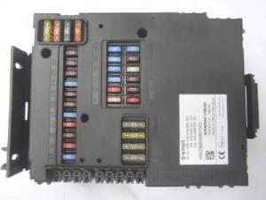 2008 SMART CAR ForTwo Fuse Box ECM ECU Central Electrics A