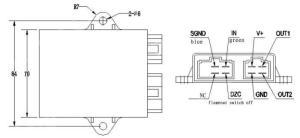 New Digital IGNITION CDI BOX for YAMAHA VIRAGO VSTAR XV