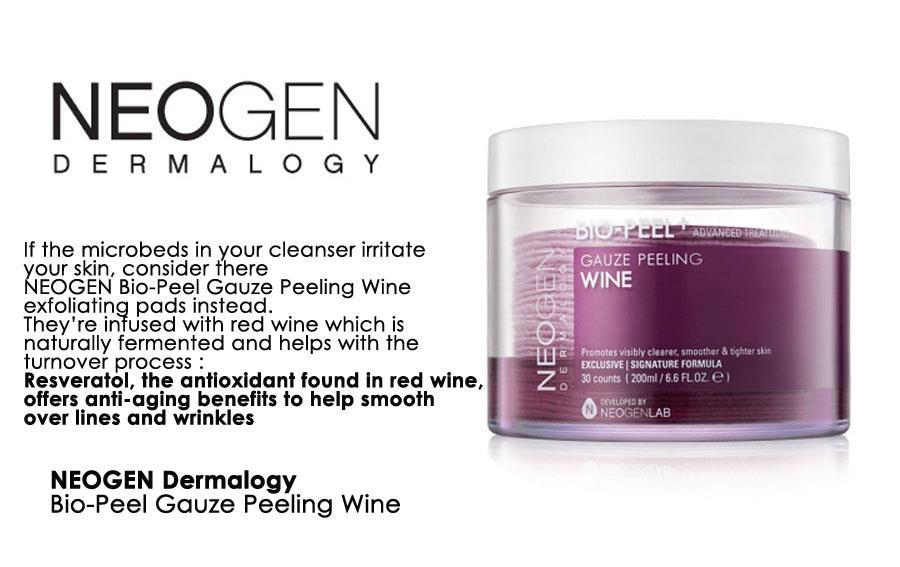 Resultado de imagen de NEOGEN Bio-Peel Gauze Peeling Wine