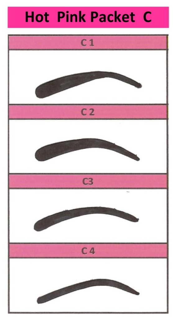 photo about Eyebrow Template Printable identify Absolutely free Eyebrow Stencils