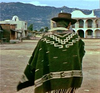Image result for spaghetti western poncho