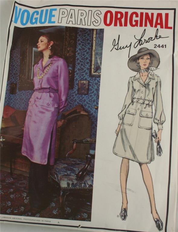 Vogue Designer Pattern