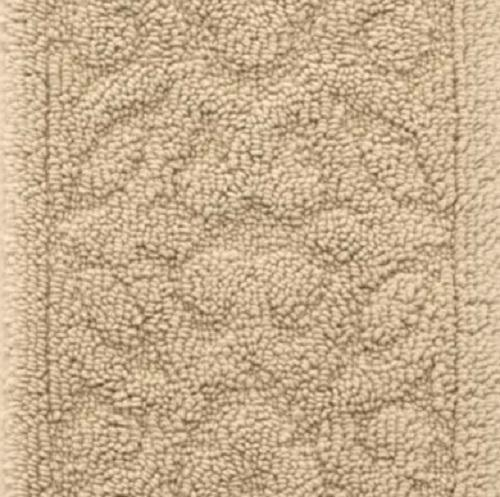 Set Of 4 36 Inch Scroll Washable Indoor Stair Treads | 36 Carpet Stair Treads
