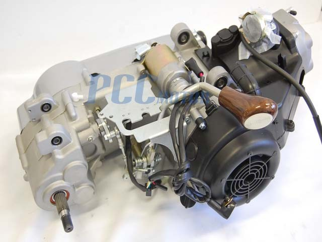 150cc Gy6 150 Atv Go Kart Cvt Engine Motor Built In