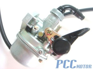 19MM PZ19 Lever Choke Carburetor 50 70 90 110 125CC ATV