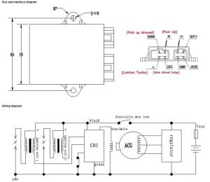 Wiring Diagrams for Lifan 250cc Engine