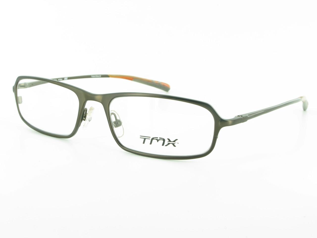Timex Tmx Axle Eyeglass Frame Metal Spring Hinge Brown
