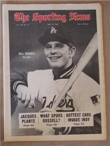 Bill Sudakis Sporting News