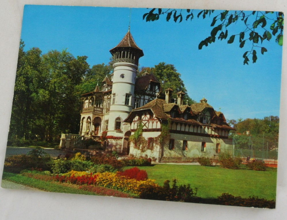 vintage postcard, Germany, Herrsching am Ammersee, Bavaria