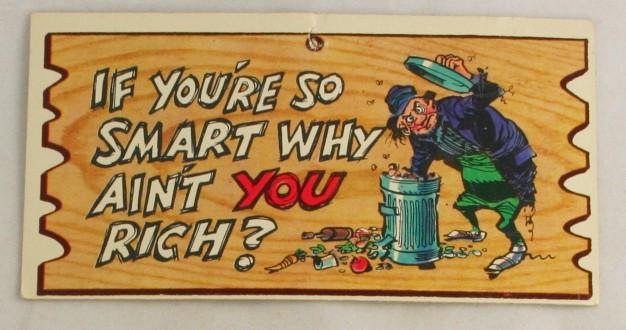 vintage postcard,wacky plak,comic,humor