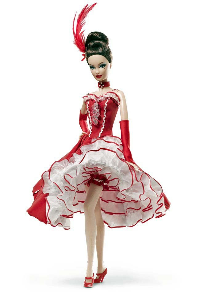 Barbie Collector MOULIN ROUGE DIRECT EXCLUSIVE Fantasy