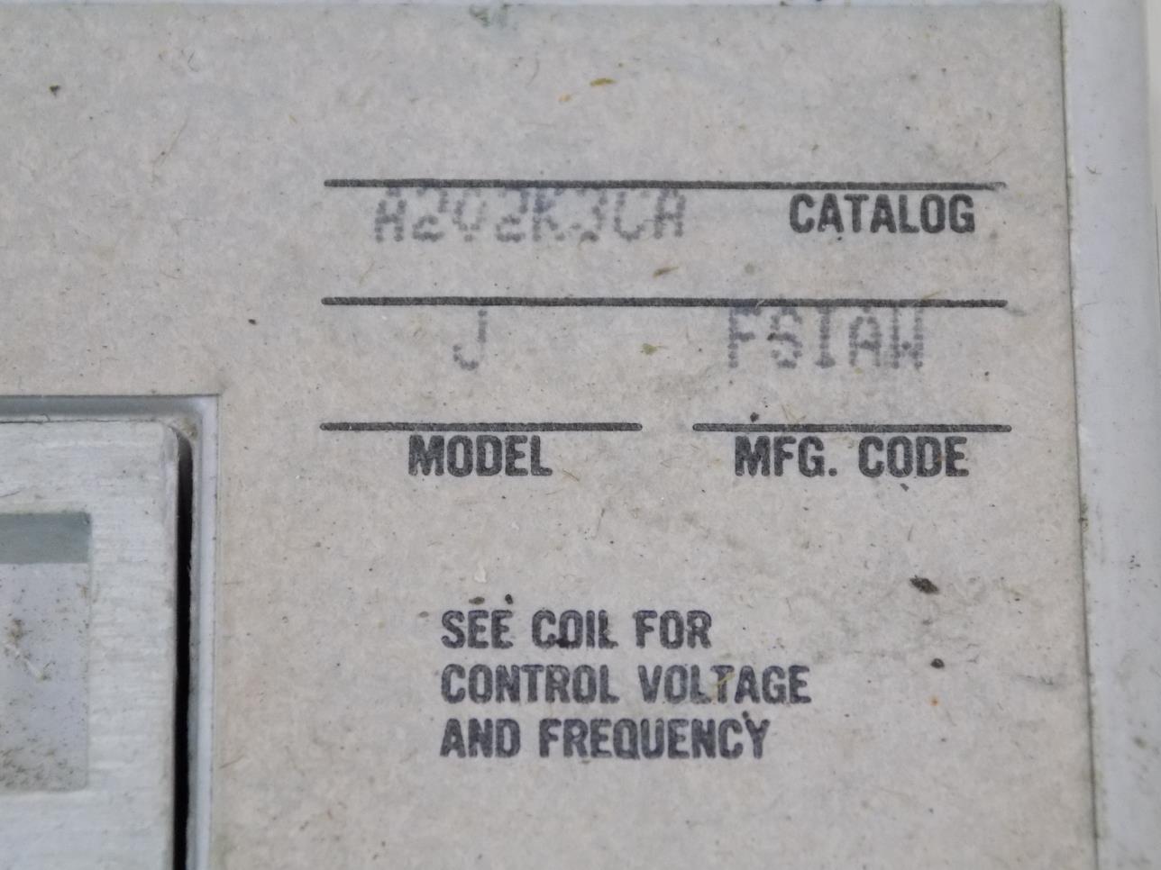 Westinghouse 100amp 3 Pole Lighting Contactor A202k3ca