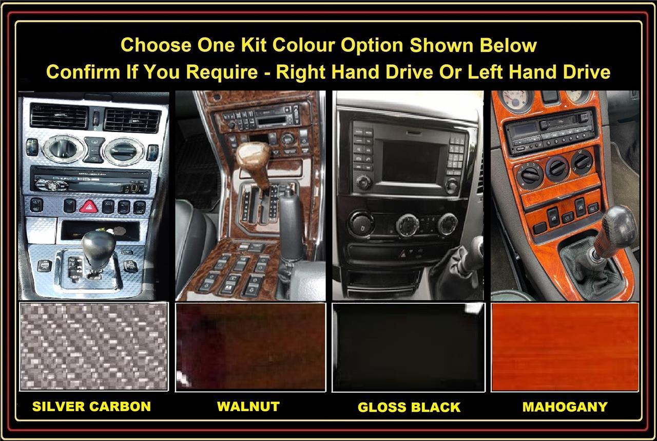 LAND ROVER FREELANDER 2 LR2 L359 20062014 Dash Kit  WalnutCarbonPiano Black   eBay