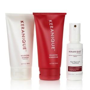 keranique 30 day regrowth essentials kit with shampoo conditioner minoxidil 2 ebay