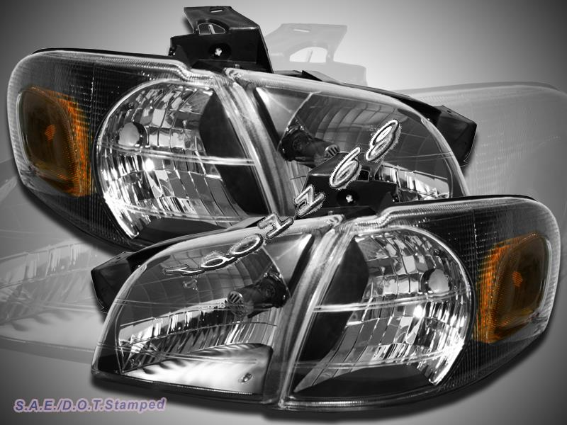 19972004 Chevy Venture Silhouette Headlights  Tail