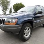 Buy Used 2001 Jeep Grand Cherokee Laredo 4x4 Selec Trac 4 0l Inline 6cyl Air Conditioning In Addison Illinois United States For Us 4 985 00