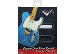 Fender Custom Shop Texas Special Telecaster Pickups image