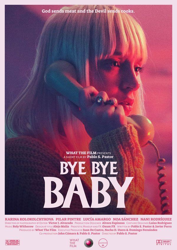 Poster Bye Bye Baby