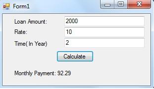 loan emi calculator usa