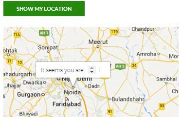 Starting with geolocation api in HTML 5