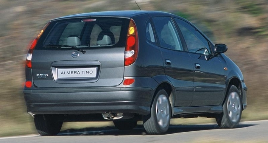 Nissan Almera Tino Minivan Mpv