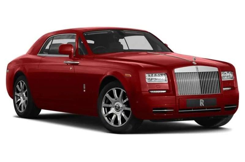 2015 Rolls-Royce Phantom Coupe