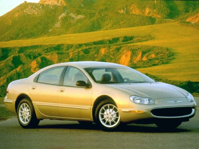 Chrysler Concorde Pictures Including Interior And