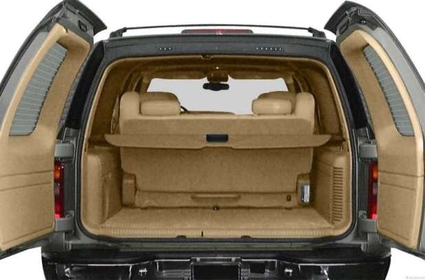 2002 Chevy Suburban Interior Parts | Brokeasshome